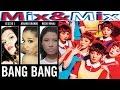 Dumb Dumb - Red Velvet + Bang Bang - Jessie J, Ariana Grande, Nicki Mina - j - MIX&MIX