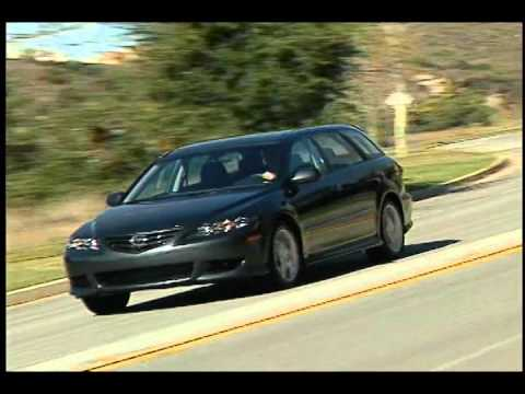 mazda 6 sport wagon 2004 youtube. Black Bedroom Furniture Sets. Home Design Ideas