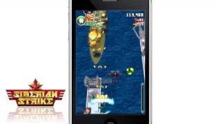Siberian Strike - iPhone/iPod touch trailer - by Gameloft
