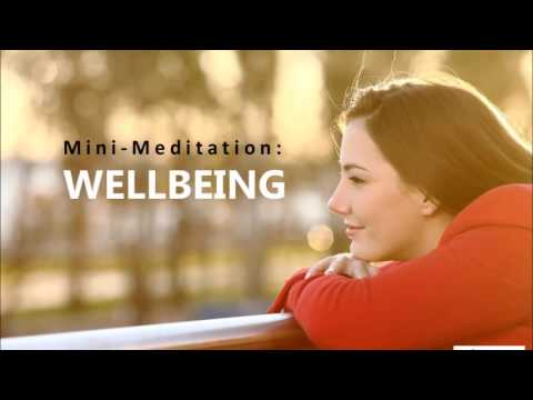 Mini Meditation Wellbeing