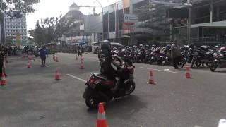 Test Drive Yamaha NMax (Safety Riding)