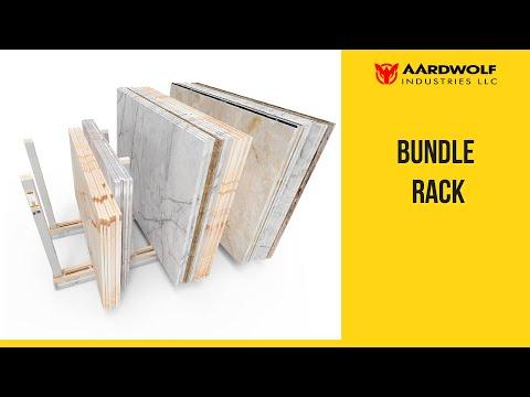 Bundle Rack - 5.6 Meters Long, Aardwolf ABR02