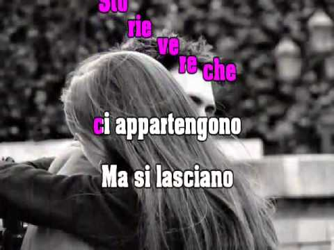 laura Pausini   Strani amori- karaoke