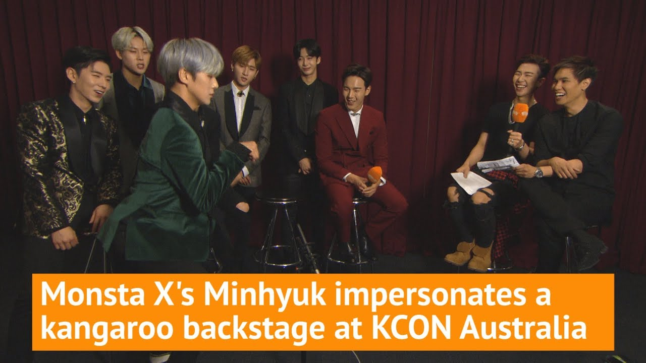 Monsta X have official Australian tour dates! | SBS PopAsia