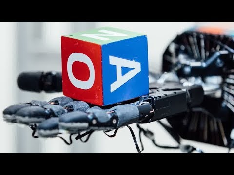 OpenAI's Dactyl improves Dexterity of Robotic Hands without