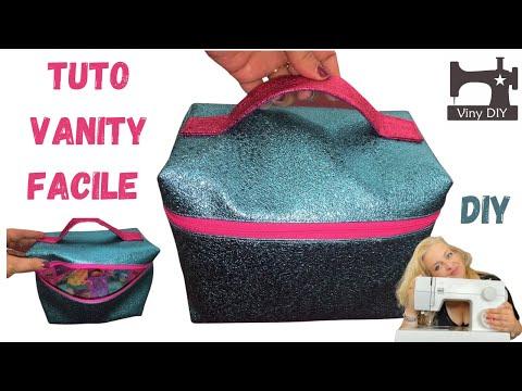 Tuto Couture - Vanity Facile