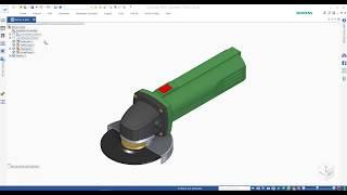 Solid Edge Trick & Tip: การแสดงและการซ่อน Component ใน Drawing View