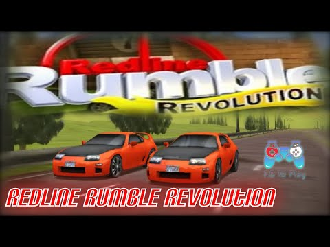 Redline Rumble Revolution - Free Car Racing Games Online To Play Now