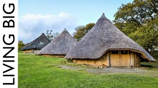 Tiny Homes Of The Ancient World: Celtic Iron Age Roundhouses