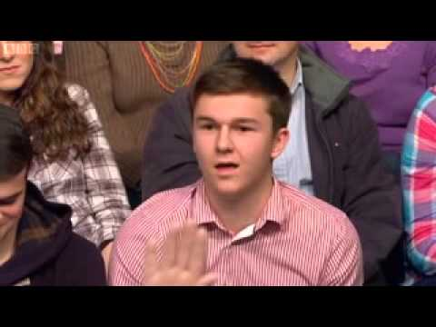 Chuka Umunna on BBCQT - Wheres The Big Talent In Jeremy Clarkson?