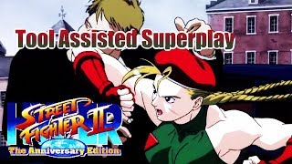 Hyper Street Fighter II - Cammy【TAS】