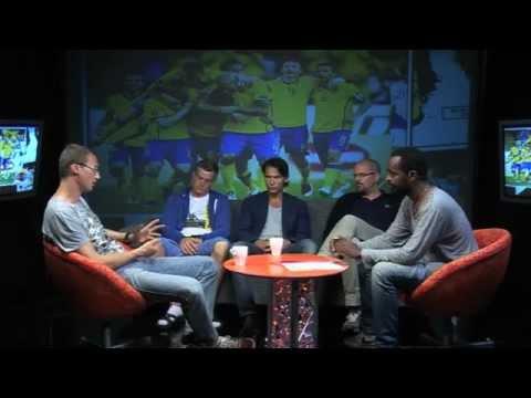 Euro Talk-Klassiker: Guidetti och Ekdal besöker studion