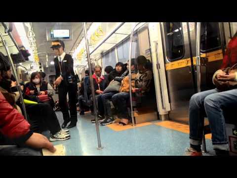 Conductor, a beautiful travelling ticket inspector, Taiwan Railways Administration.MOTC - 台灣鐵路管理局