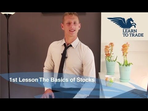 OTC 1st Lesson The Basics of Stocks