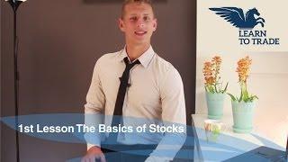 OTC 1st Lesson The Basics of Stocks