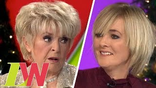 Gloria and Jane Clash on Whether It's OK to Row in Front of Kids | Loose Women