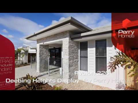 Perry Homes Display Homes 2016