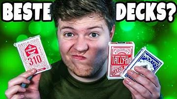 Welches Kartendeck empfehle ich? Beste Decks für Anfänger? | MrTriXXL (2019)