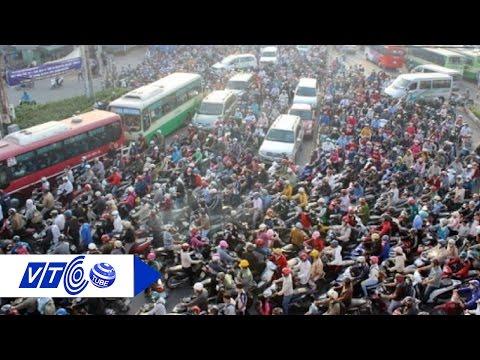 Hà Nội xem xét cấm xe máy từ năm 2025 | VTC
