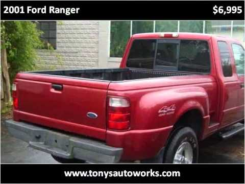 2001 Ford Ranger Used Cars Boston MA