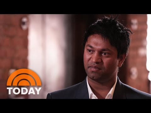Saroo Brierley Went Through 'Hell On Earth' Before Reuniting With His Mother | TODAY