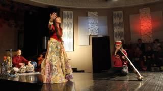 �������� ���� Концерт BUGARABU & Venera Urazbekova /музей музыкальных инструментов, Almaty,15/01/17 ������
