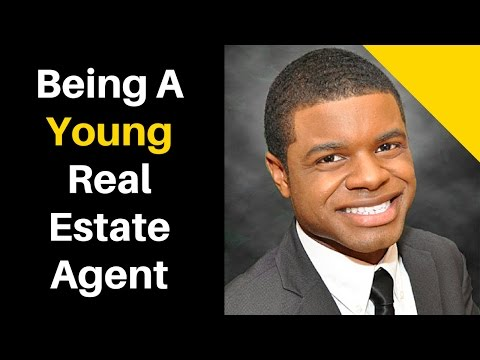 Young Real Estate Agent - Being Young Working In Real Estate