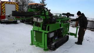 Wiertnia EMCI sond 700C / drilling rig / Bohrinsel