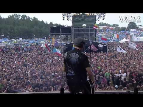 The Rumjacks - The Black Matilda (Live at Woodstock Festival Poland 2016)
