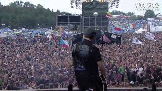 The Rumjacks - The Black Matilda (Live at Woodstock Festival Poland 2016)