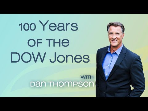 Episode 34 - 100 Years of the DOW - Dow Jones Historical Data Explained