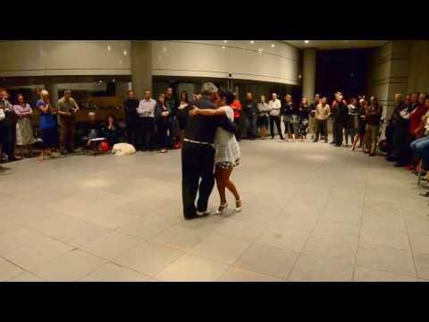 3 démos José Artigas & Verónica Cordero : Tango, Milonga et Valse