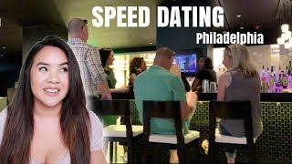 DATING Ep. 12 - FIRST TIME SPEED DATING | Jerlyn Phan