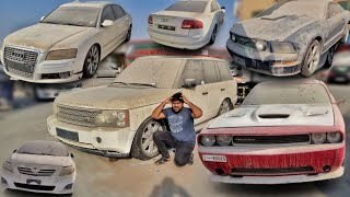 Most Expensive Abandoned Luxury & SuperCars of Dubai