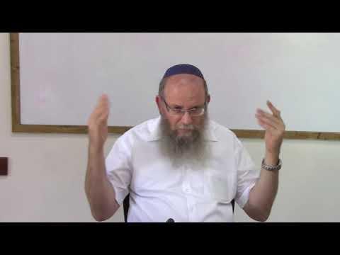 המטרה השלישית של דגל ירושלים - הרב אברהם וסרמן