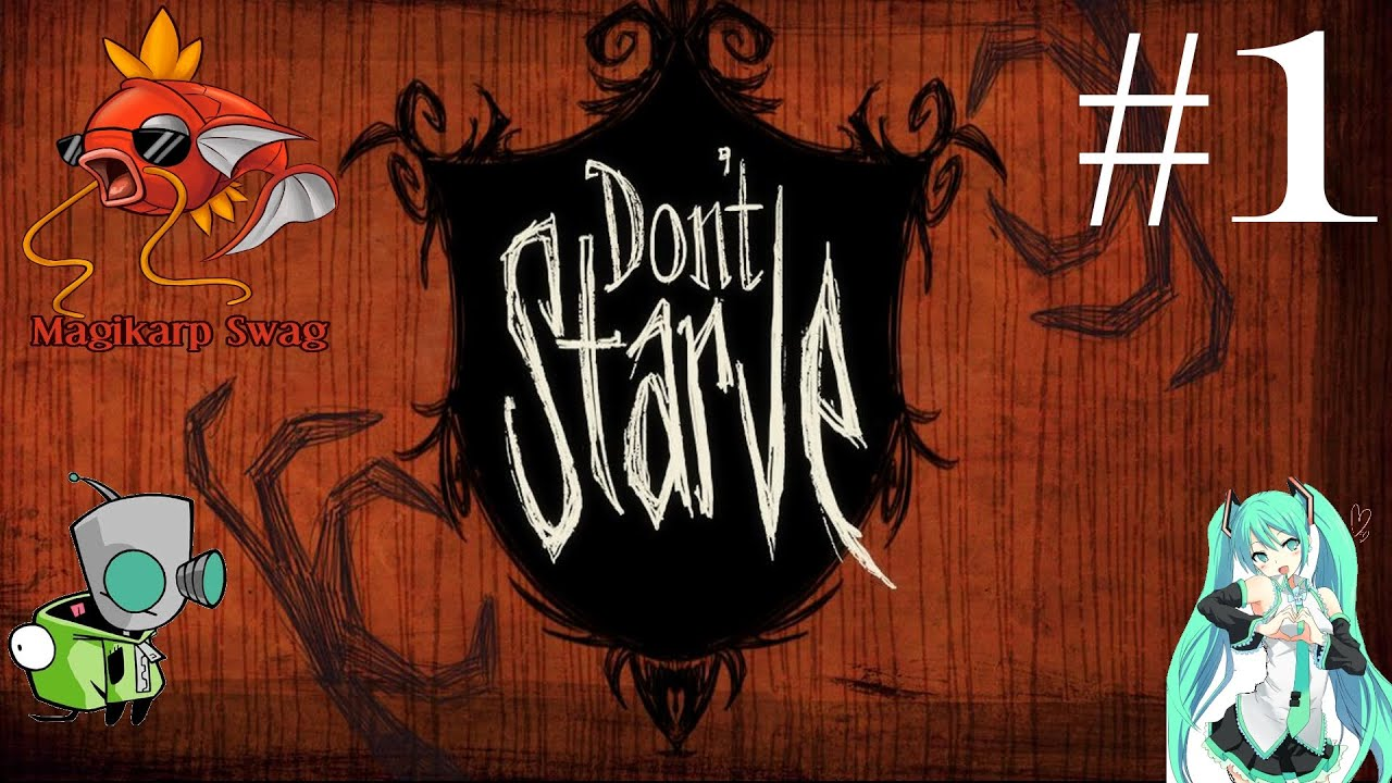 Don't starve: чит-мод (возможность брать любые вещи) читы чит.