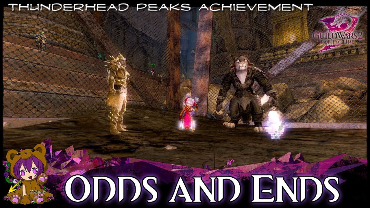 GW2 - Odds and Ends achievement
