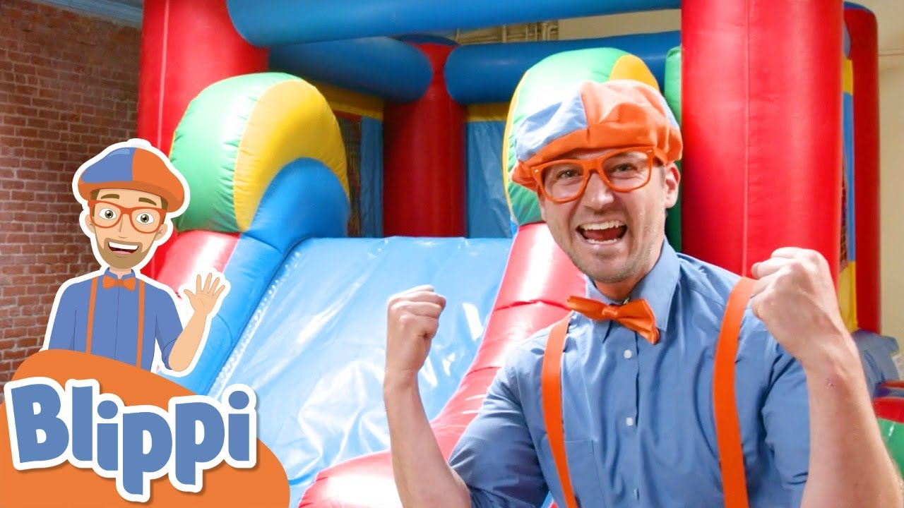 Blippi Official Channel LIVE ? Blippi Full Episodes | Educational Videos For Kids