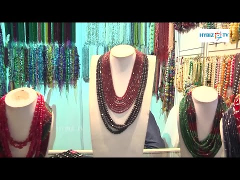 UE Jewellery Expo At Taj Krishna Hyderabad - Hybiz.tv