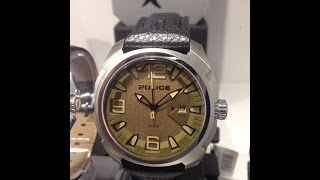 How to Replace a Battery in an Police Watch PL.13836JS(, 2016-01-19T13:33:26.000Z)