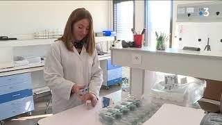 Entreprise Crossject reconnue comme laboratoire pharmaceutique