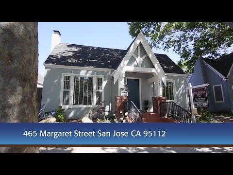 465 Margaret Street San Jose, CA 95112