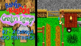 Banjo-kazooie: Grunty