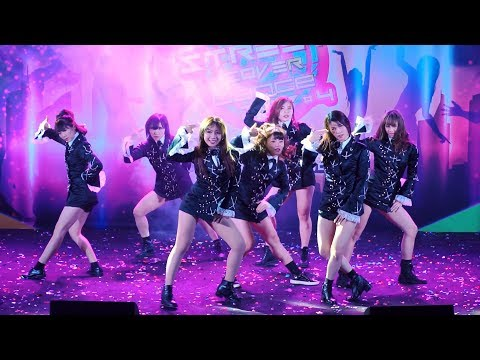170624 LADYZ cover KPOP - Chase Me + GOOD NIGHT (Dreamcatcher) @ J&K Street Cover Dance 2017 (Final)