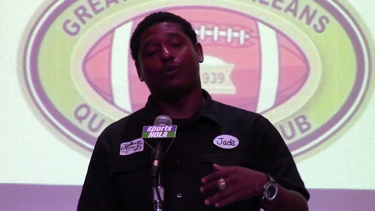 Skyler Green At Greater New Orleans Quarterback Club