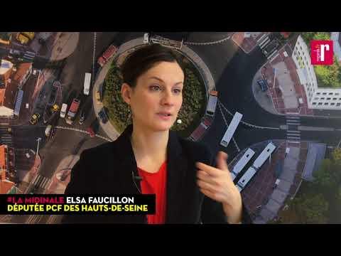 """Elsa Faucillon (PCF) : """"Tout Appelle Aujourd'hui à Des Ruptures."""""""