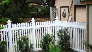 Price per foot of wood fencing vs vinyl fencing