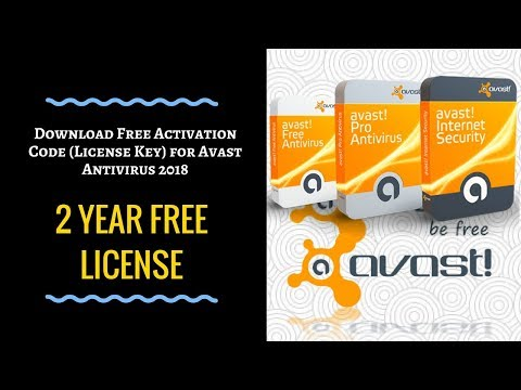 avast pro with activation code