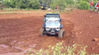 Jeep Wrangler 3.6 Sprintex Supercharged Mud Fun at Swartruggens