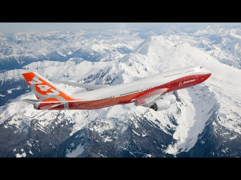 The FUTURE of the BOEING 747-8